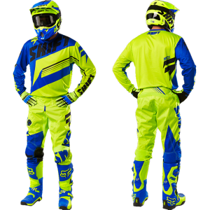 Tenue Shift Assault Race Bleu 2015