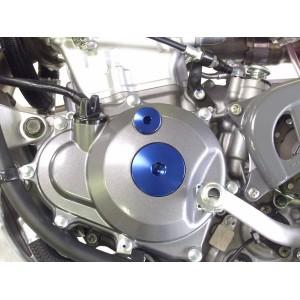 Kit visserie moteur bleu 450 YZF 06-07
