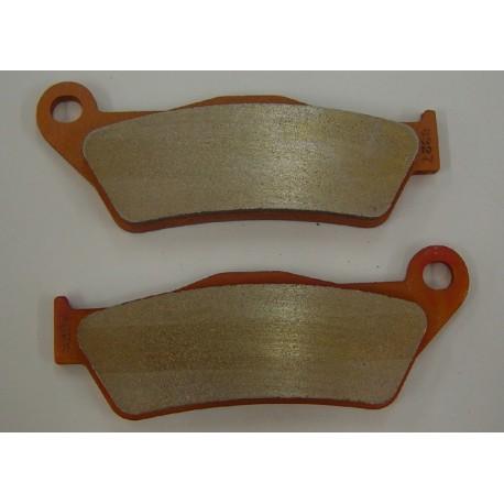 Plaquettes-de-frein-Avant-NISSIN-SX-SXF