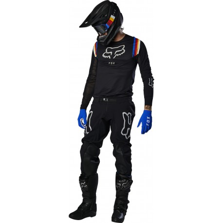 Tenue Fox Flexair Noir 2020