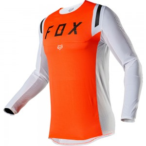 Tenue Fox Flexair Howk Orange Fluo 2020