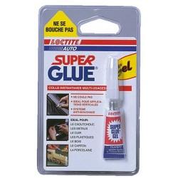 Super glue gel 5g