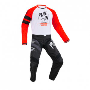 Tenue Pull-in Challenger Rouge 2021