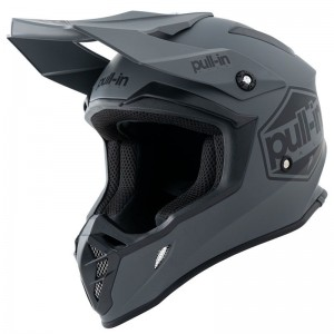 Casque Pull-In Solid Gris Matte