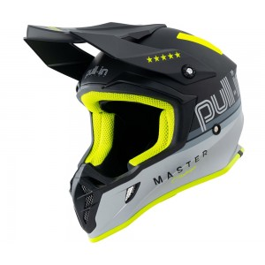 Casque Pull-In Trash Master Gris
