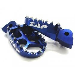 Repose pied zap YZ/YZF bleu