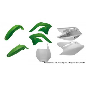 Kit plastiques 5 pieces 250 KXF 09/12