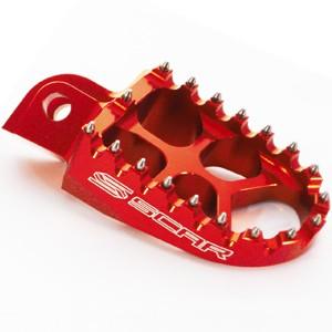 Repose-pied-SCAR-RMZ-07/09-rouge