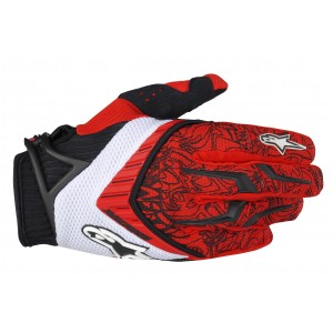 Gant ALPINESTARS TECHSTAR 2011 black red