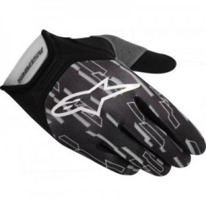 Gants-ALPINESTARS-Racer-Gray/Black/White