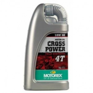 Motorex cross power 4t 10w60