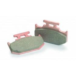Plaquettes de frein BENDIX ARR RM 87-95,KX 98-93, YZ 89-97
