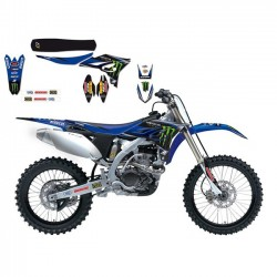 Kit déco monster YZF 250/450 09