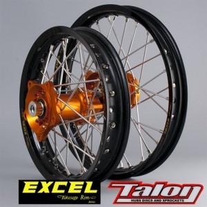 Jeux de roues Talon Exel 250 RMZ 07/19 450 RMZ 06/19