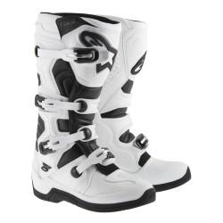 Botte Alpinestar Tech 5 White Black