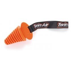 Bouchon d'échappement Twin Air avec sangle pour 4 temps
