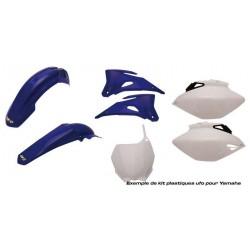 Kit plastiques 125/250 YZ 06-12