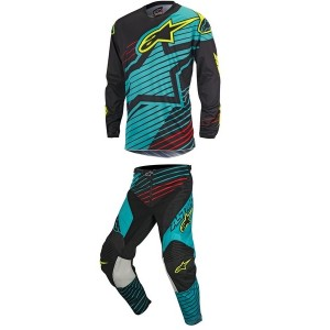 Tenue Alpinestar Racer Braap Orange
