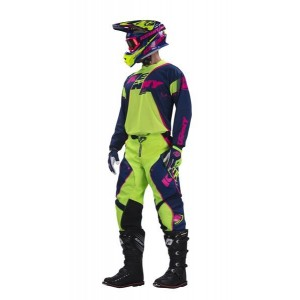 Kenny Track Marine Lime Pink