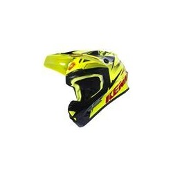 Casque Kenny Track Yellow Neon 2017