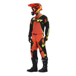 Kenny Track Enfant Black Orange