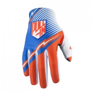 Gants Pull-In Challenger Enfant Orange Blue