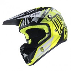 Casque Pull-In Kid Black Yellow
