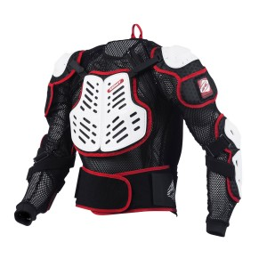 Gilet de protection Kenny Performance Blanc Kid