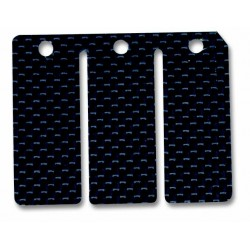 Clapet carbone 80/85 YZ RM 87/11