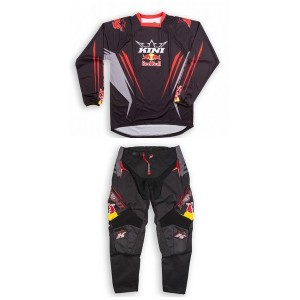 Tenue Kini 2017 Red Bull Compétition Black