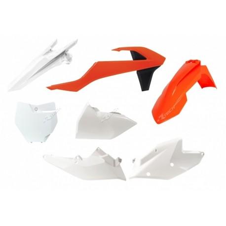 Full kit ACERBIS orange fluo SX/SXF 13/14