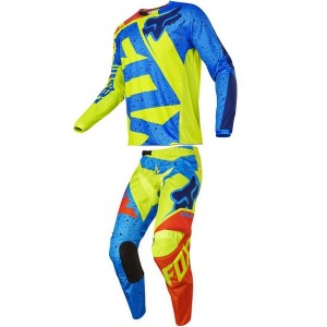 Tenue Alpinestar Racer Braap Yellow Kid