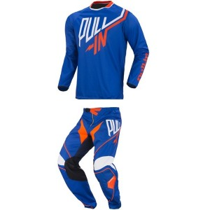 Tenue Pull-in Challenger Orange Blue Kid
