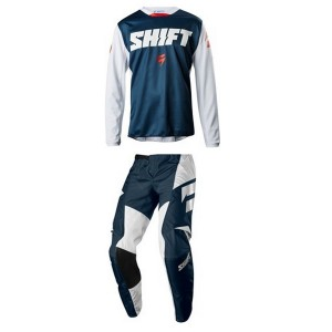 Tenue Shift Whit3 Label Navy 2018