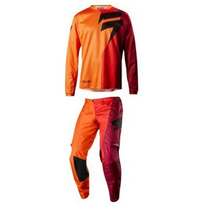 Tenue Shift Whit3 Tarmac Orange 2018