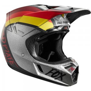 Casque Fox V3 Rodka 2018