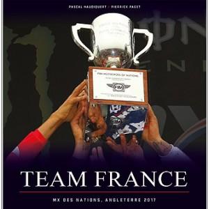 Livre : Motocross Guide du pilotage Moderne Pierrick PAGET
