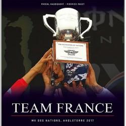 Livre : Pierrick Paget Team France