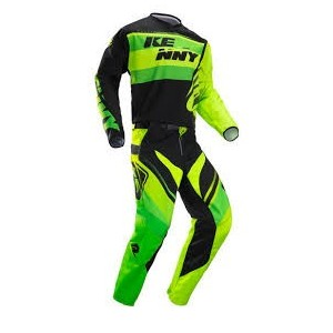Tenue Kid Kenny Track Lime