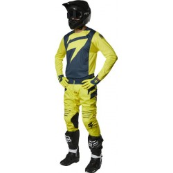 Tenue Shift black mainline bleu et jaune 2019