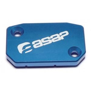 Convercle-maitre-cylindre-de-frein-Alu-bleu-YZ-YZF-ASAP