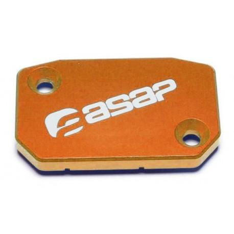 Couvercle-maitre-cylindre-d'embrayage-Alu-Orange-SX-SXF-ASAP