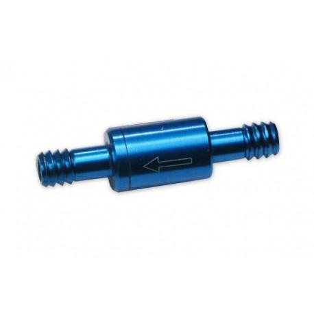 Clapet-anti-retour-ASAP-bleu-pour-tube-de-réservoir