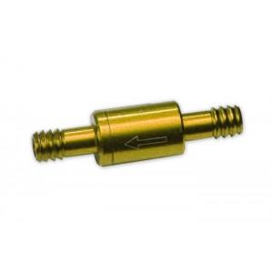 Clapet-anti-retour--ASAP-or-pour-tube-de-réservoir