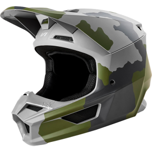 Casque Fox PRMZ Camo Special Edition 2019