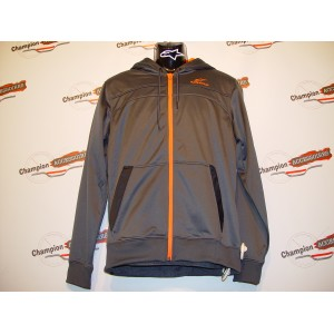Veste Alpinestars Grise et Orange 2019