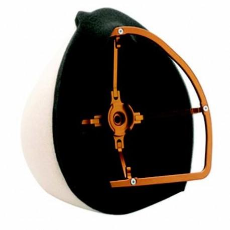 Kit-power-Flow-cage-de-filtre-alu-+-filtre-à-air-125-250-CR