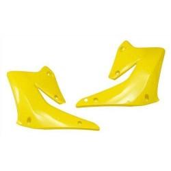 Ouies de radiateur jaune 250 RMZ 04-06